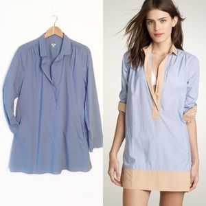 J.Crew Toluca Tunic Beach Cover-up Top Size XL